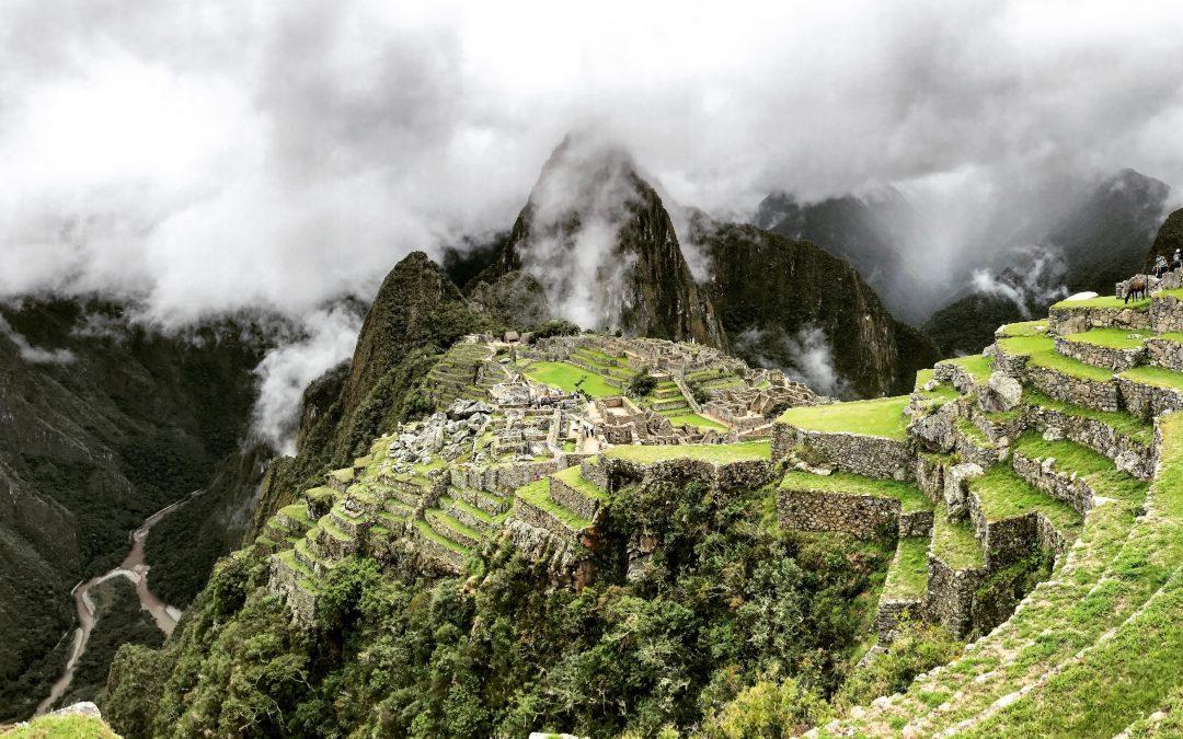 Besök magiska Inkariket