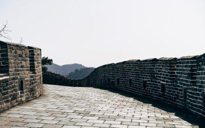 Besök kinesiska muren